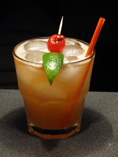 Mai Tai Cocktail My Mai Tai  7