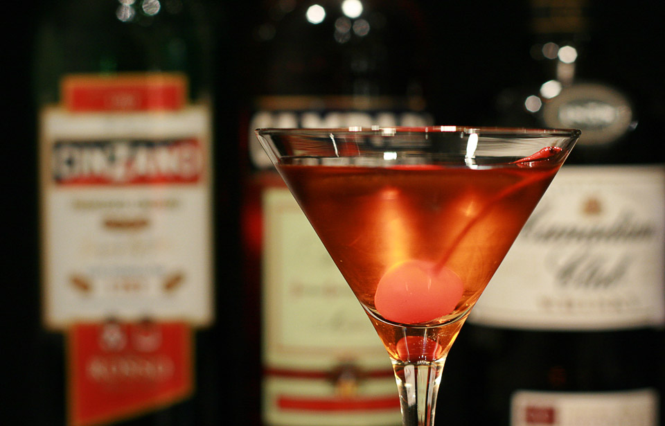 Special Manhattan Cocktail – Science Of Drink