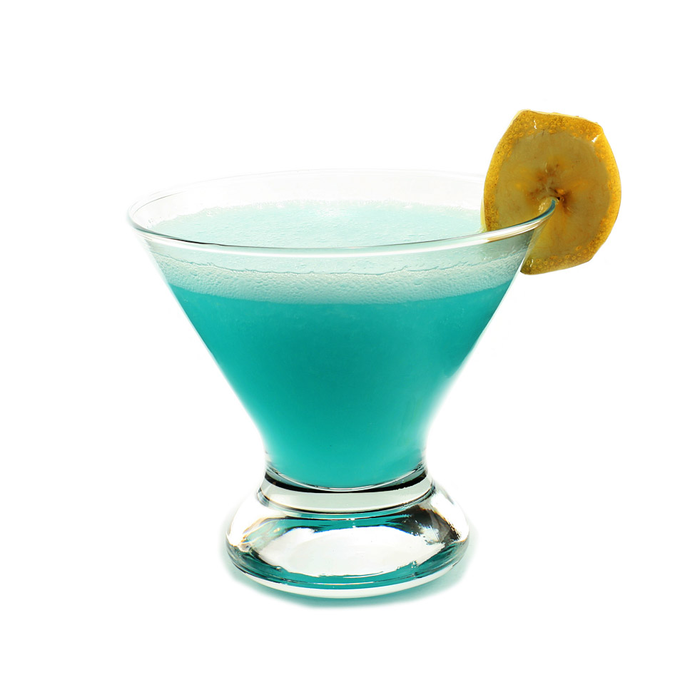 Curacao - Pear Daiquiri
