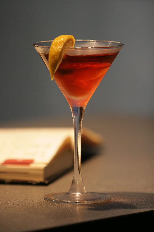Perfect Martinez Cocktail