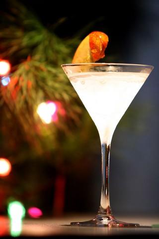The Finlandia Red Caramel Apple Martini (Коктейль Яблочный Мартини)