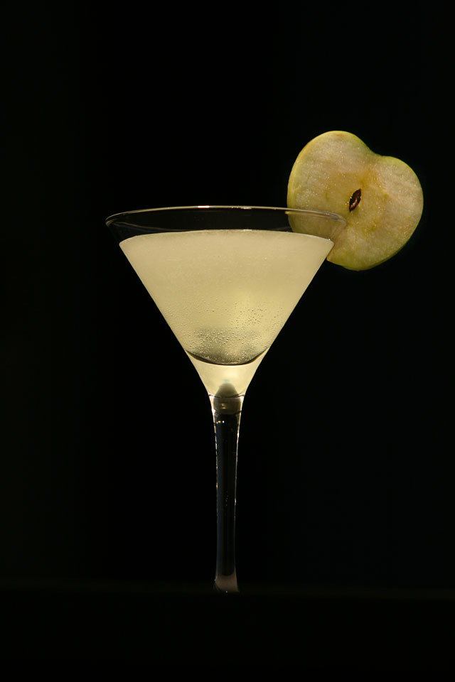 Sour Apple Martini The Sour Green Apple Martini