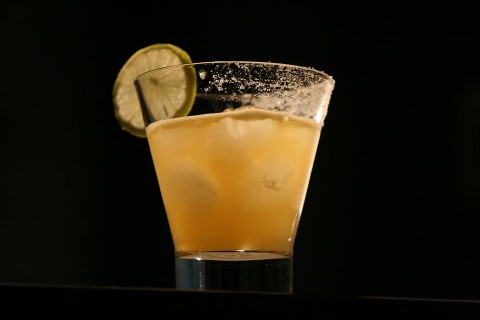 The Mandarine Margarita Cocktail (Мандариновая Маргарита)