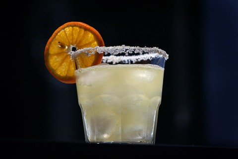 The Tangerine Margarita (Коктейль Мандариновая Маргарита)