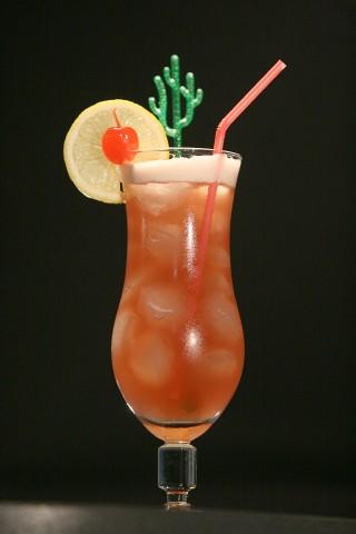 The Gauguins Breakfast Cocktail (Коктейль Завтрак Гогена)