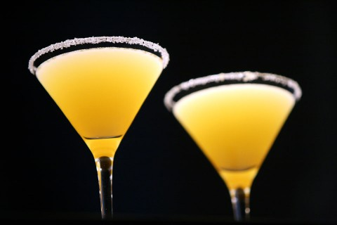 The Red Lion Cocktail (Коктейль Рыжий Лев)