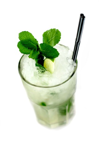 The Supreme Mojito Cocktail ( )