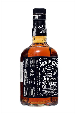 Бутылка Джек Дениелс