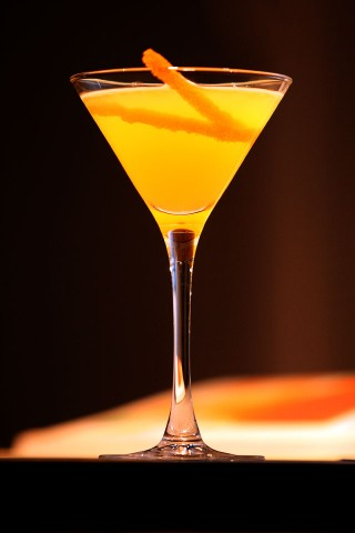 The Modern Orange Blossom Cocktail (Современный коктейль Цветок Апельсина)