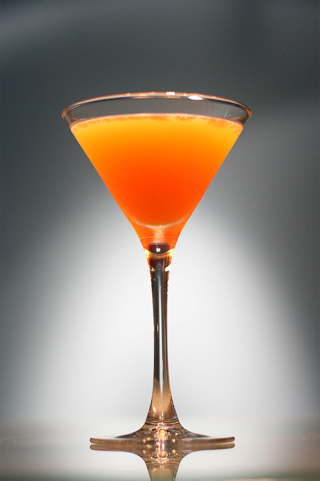 The Sputnik Cocktail (Коктейль Спутник)