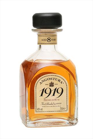Бутылка Ангостура 1919