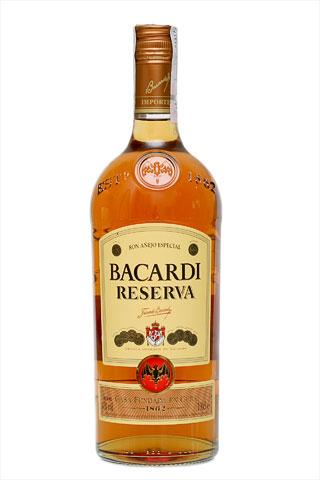 Бутылка Бакарди Резерва