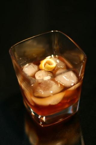 The Black Magic Cocktail (Коктейль Черная Магия)
