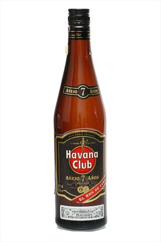 Бутылка Гавана Клаб Аньехо 7 Анос