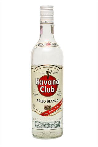 Бутылка Гавана Клаб Аньехо Бланко