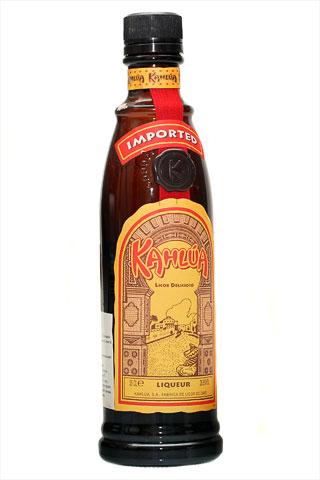 Бутылка Калуа