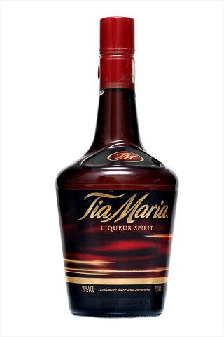 Бутылка Тиа Мария
