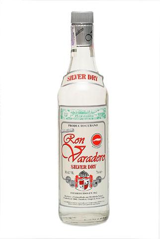 Бутылка Варадеро Сильвер