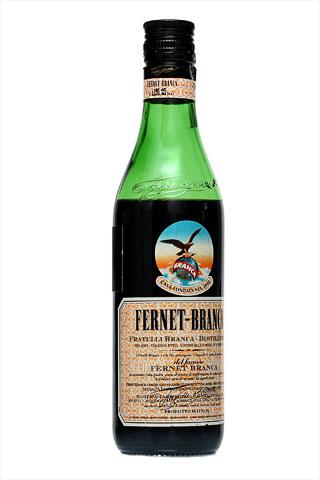 Бутылка Фернет-Бранка