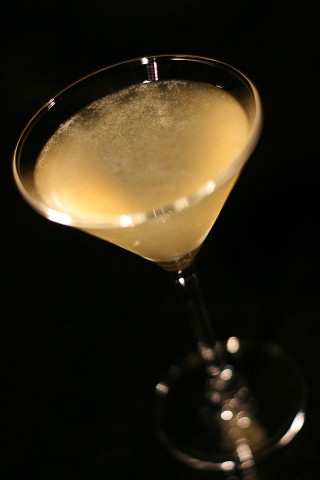 The Tropical Cocktail (Коктейль Тропический)