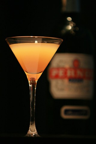 The Duchess Cocktail (Коктейль Графиня)
