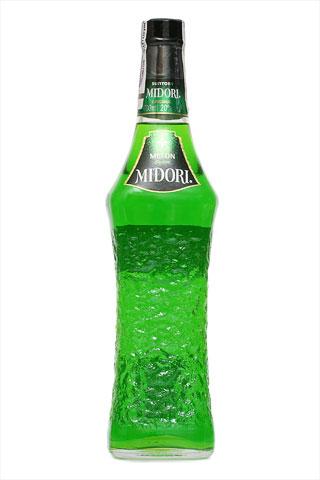 Бутылка Мидори