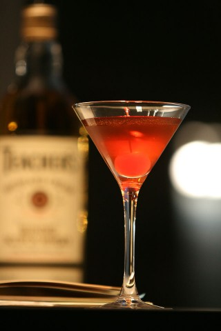 The Rob Roy Cocktail (Коктейль Роб Рой)