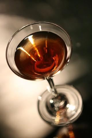 The Perfect Rob Roy Cocktail (Коктейль Свершенный Роб Рой)