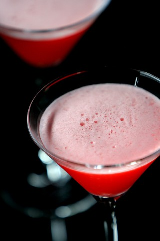 The Flamingo Cocktail ( )