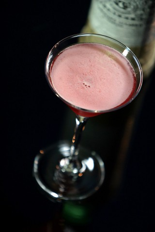 The Mary Pickford Cocktail (Коктейль Мери Пикфорд)