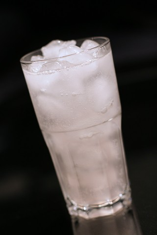 The Watermelon Gin Fizz (Коктейль Арбузный Джин Физз)