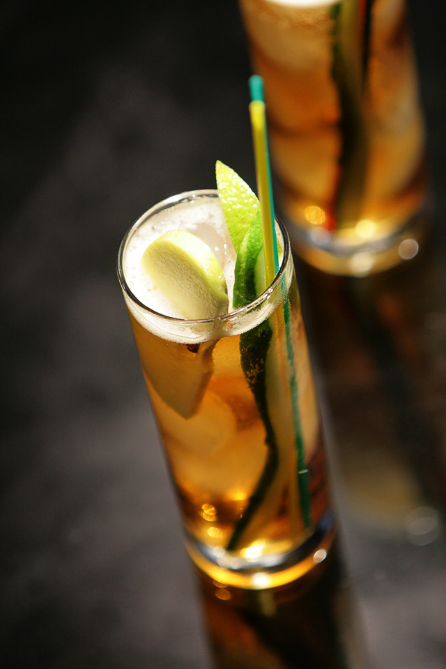 the pimm s cup is traditional english summer drink the simple version ...
