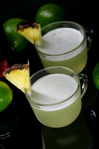 The Pisco Punch (Пунш Писко)