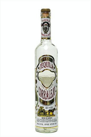 Бутылка Коральехо Бланко