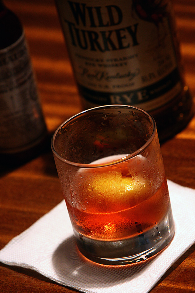 Sazerac Cocktail | ScienceOfDrink.com