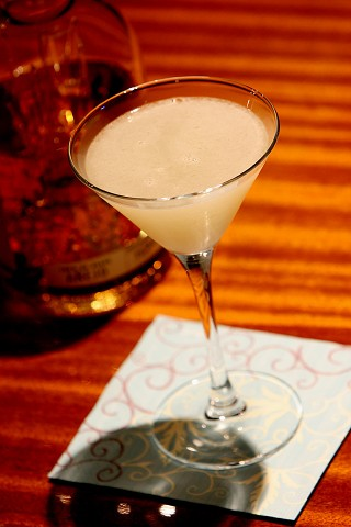 The Tequila Sidecar Cocktail (Коктейль Текила Сайдкар)