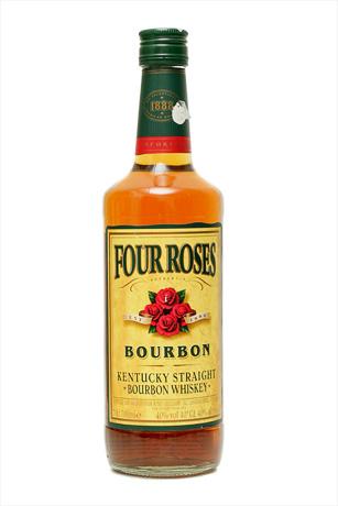 Бутылка Фо Розес (старый дизайн)