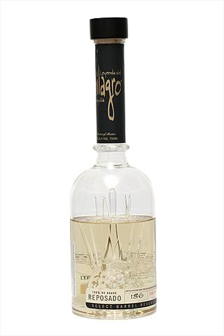 Бутылка Легенда дель Милагкр Селект Баррель Репосадо