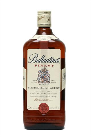 Бутылка Балантайнз