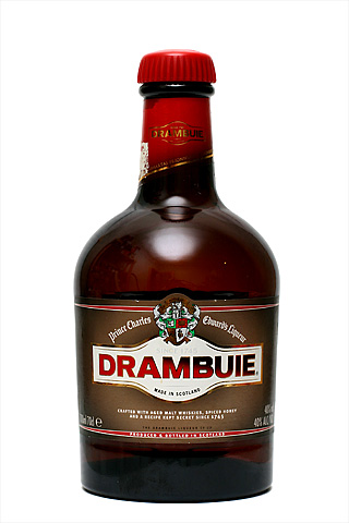 Бутылка Драмбуи