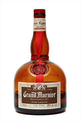 Бутылка Гран Марнье