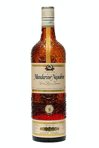 Бутылка Мандарин Наполеон