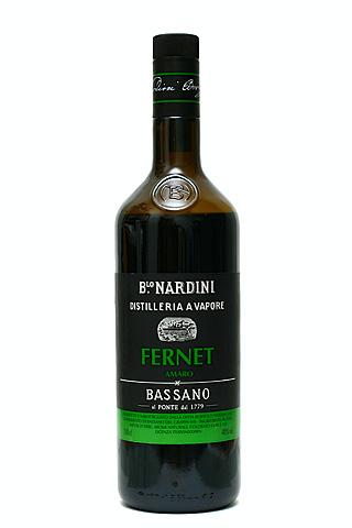 Бутылка Фернет Нардини
