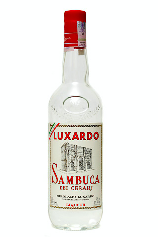 Бутылка самбуки Люксардо