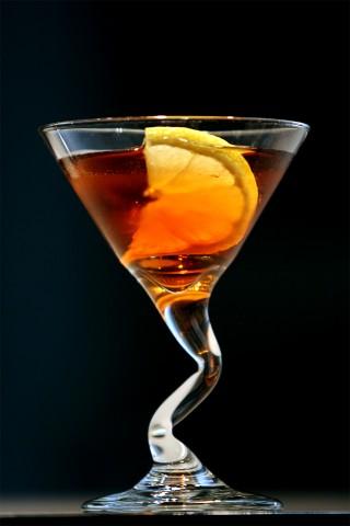The Louisiana Lullaby Cocktail (Коктейль Колыбельная Луизианы)