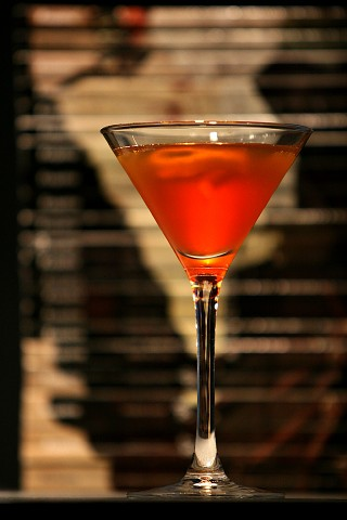 The Esquire Manhattan Cocktail (Коктейль Эсквайр Манхэттен)