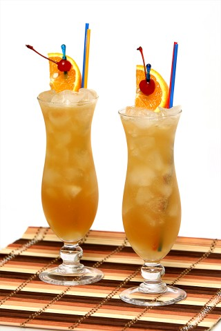 The Original Hurricane Cocktail (Оригинальный коктейль Харикейн)
