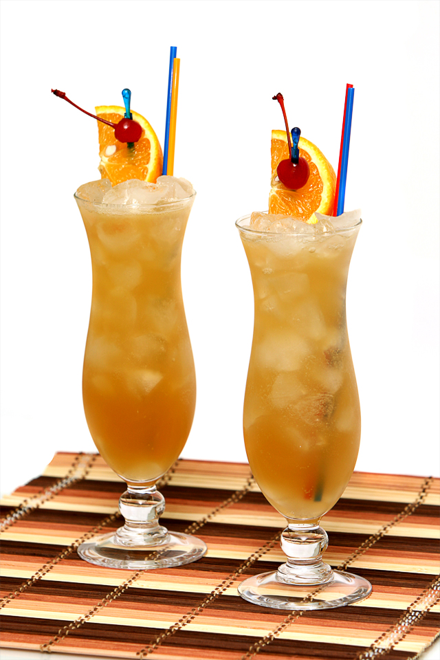 The Original Hurricane Cocktail | ScienceOfDrink.com