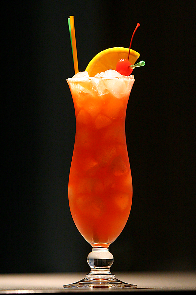Hurricane Cocktail | ScienceOfDrink.com