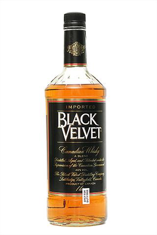 Бутылка Блек Вельвет